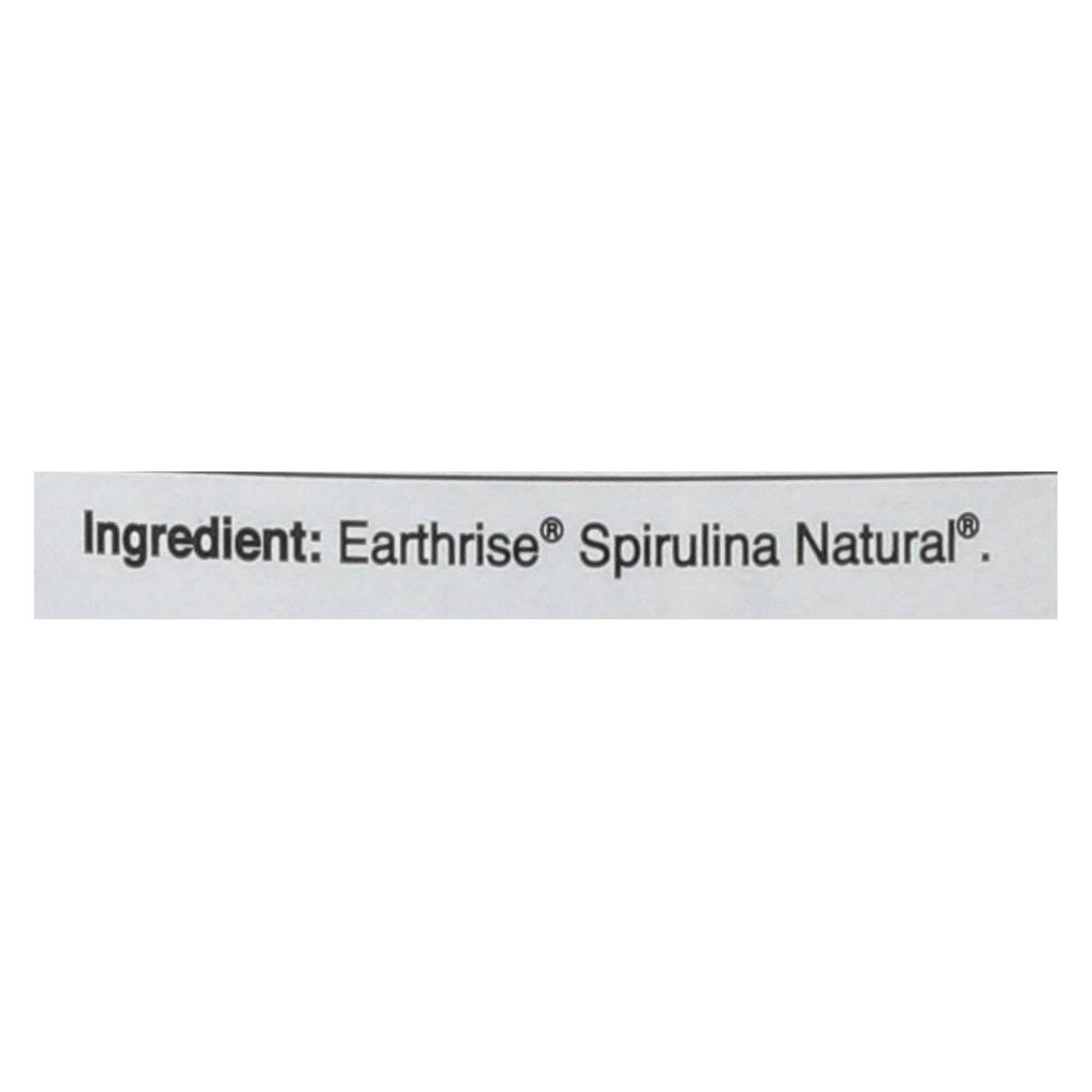 Spirulina Natural Powder - Earthrise - Start Living Natural
