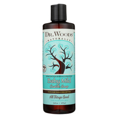 Dr. Woods Shea Vision Pure Castile Soap With Organic Shea Butter - Baby Mild - Start Living Natural