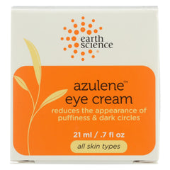Earth Science Azulene Eye Treatment - Start Living Natural