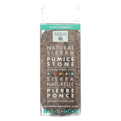 Earth Therapeutics Natural Sierra Pumice Stone - 1 Pumice Stone - Start Living Natural