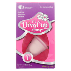 Diva Cup Model 1 - Pre Childbirth - Start Living Natural