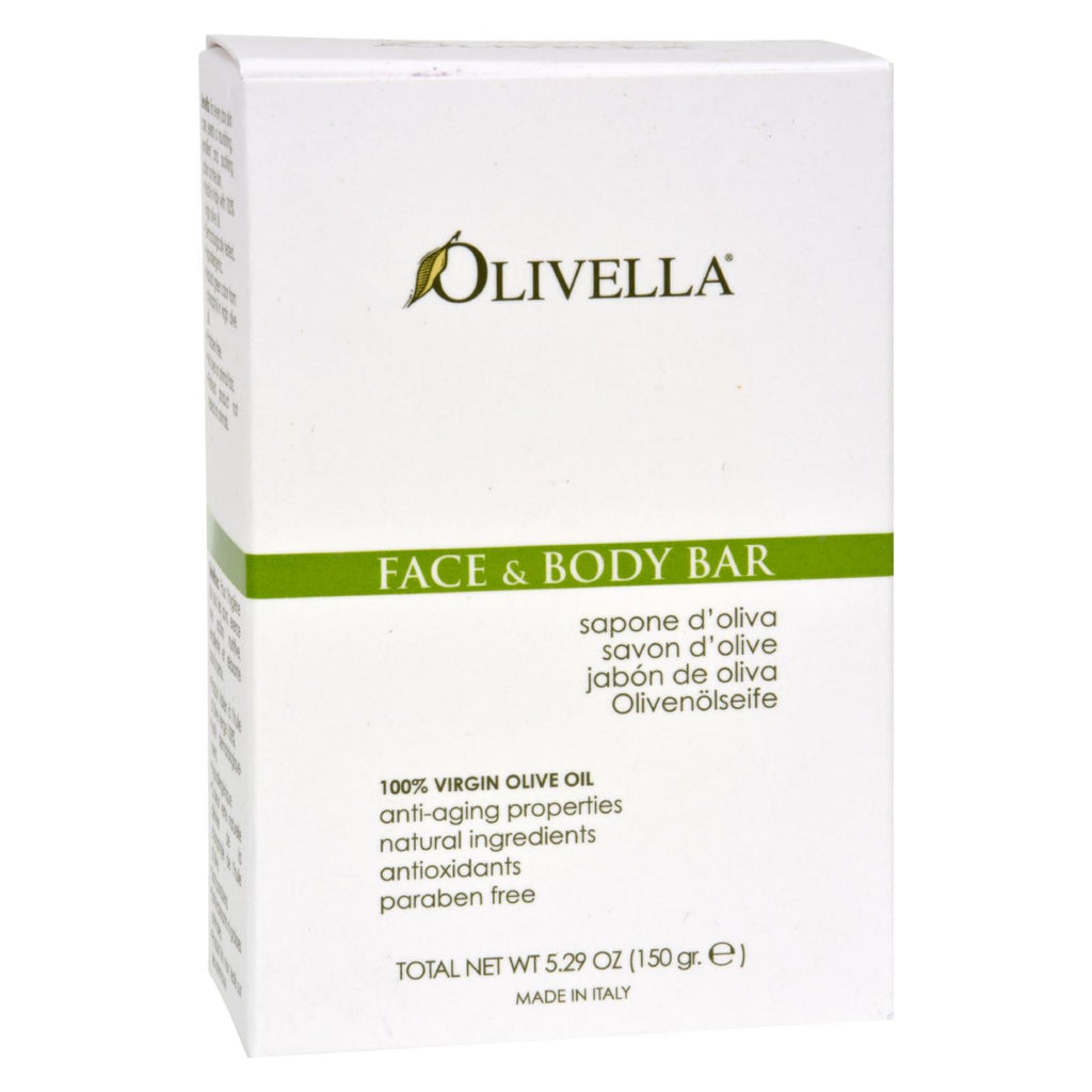 Olivella Face And Body Bar - 5.29 Oz - Olivella - Start Living Natural