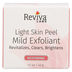 Reviva Labs Light Skin Peel - Start Living Natural