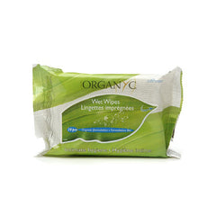 Organyc Intimate Hygiene Wet Wipes - Start Living Natural