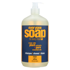 EO Products - Everyone Soap - Men Cedar And Citrus - Start Living Natural