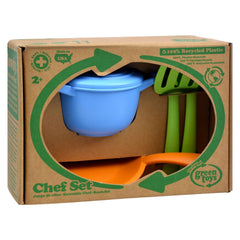 Green Toys Chef Set - 5 Piece Set - Start Living Natural