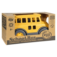 Green Toys School Bus - Yellow - Green Toys - Start Living Natural