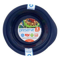 Preserve Everyday Bowls - Midnight Blue - 4 Pack