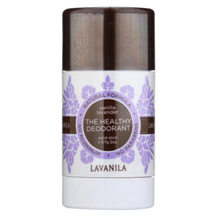 Lavanila - The Healthy Deodorant - Stick - Vanilla Lavender - Start Living Natural