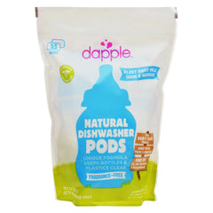 Dapple Dishwasher Pods - Automatic - Fragrance Free - Start Living Natural