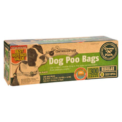 Eco-friendly Bags Green N Pack Dog Poo Bags - Litter Pick Up
