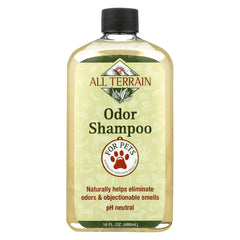 Pet Odor Shampoo