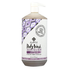 Alaffia - Everyday Body Wash - Shea Lavender - Start Living Natural
