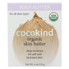Cocokind Organic Body Skin Butter