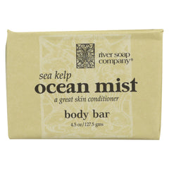 River Soap Company Soap - Ocean Mist Bar - 4.5 Oz. - Start Living Natural