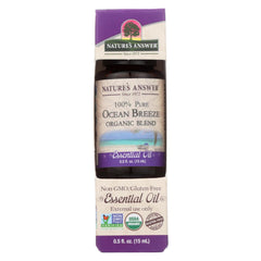 Nature's Answer - Organic Essential Oil Blend - Ocean Breeze