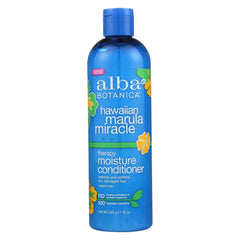 Alba Botanica - Hawaiian Hair Conditioner - Marula Miracle - Start Living Natural
