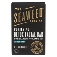 The Seaweed Bath Co Soap - Bar - Detox - Facial