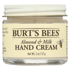 Burts Bees - Hand Cream - Almond & Milk - Start Living Natural