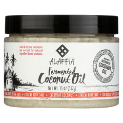 Alaffia - Everyday Coconut Oil - For Hair And Skin - Start Living Natural