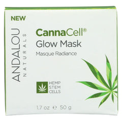Andalou Naturals - Cannacell Glow Mask - Start Living Natural