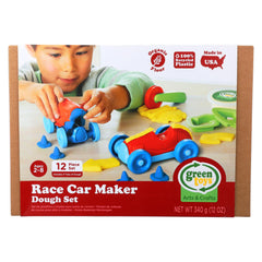 Green Toys - Race Car Maker Dough Set