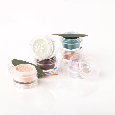 PowderColors Stackable Mineral Color (8 Shades)