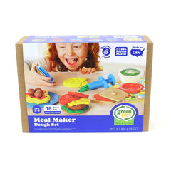 Green Toys - Meal Maker Dough Set - Start Living Natural