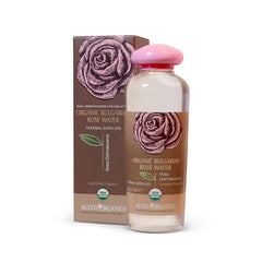 Organic Bulgarian Rose Water - Start Living Natural