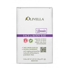 Olivella Face And Body Bar - 4 Scents
