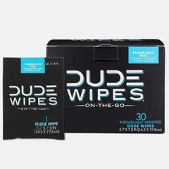 Dude Wipes - Start Living Natural