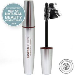 Mineral Fusion - Volumizing Mascara- 2 Shades - Start Living Natural