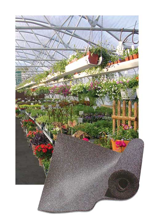 Greenhouse Flooring