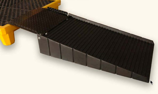 Ultratech Spill Pallets Loading Ramp - 0678