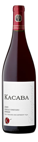Single Vineyard Syrah 2009