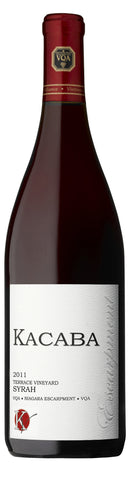 Terrace Vineyard Syrah 2011