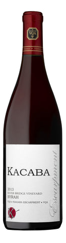 Silver Bridge Syrah 2013