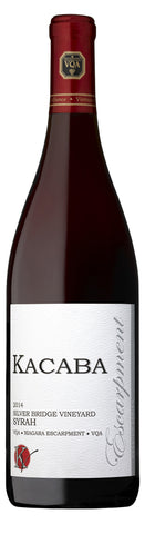 Silver Bridge Syrah 2014