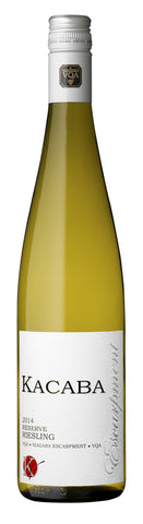 Reserve Riesling 2014