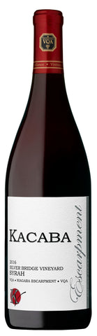 Silver Bridge Syrah 2016