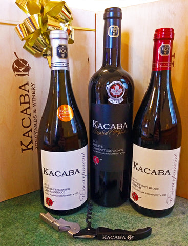 Kacaba Award Package 1 - Red & White