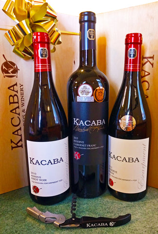 Kacaba Award Package 2 - Red Only
