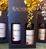 Kacaba Holiday Package - Red & White
