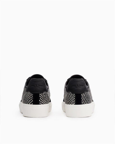 Printed Army Low Sneaker