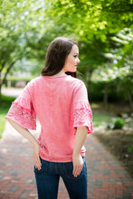 Strawberry Fields Lace Top