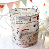 Printed Foldable Hamper