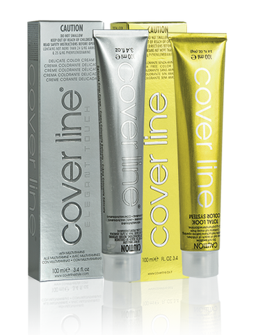Cover Line Delicate Demi-Permanent Color Cream