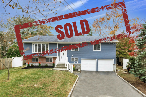 SOLD on Colonial Street in East Northport, NY! - Project Big Blue