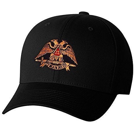 Scottish Rite 32nd Degree Flex Fit Hat - Logoz Custom T Shirts