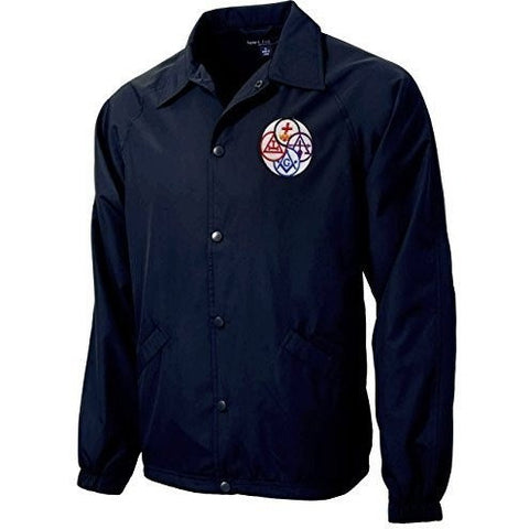 York Rite Jacket Logoz USA Logoz USA - Logoz Custom T Shirts